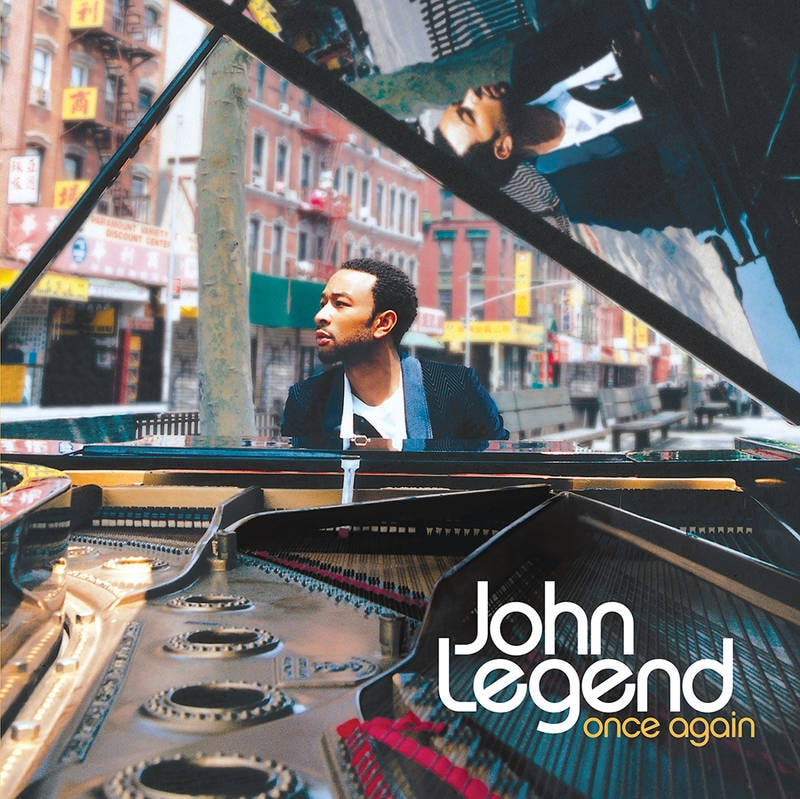 JOHN LEGEND - ONCE AGAIN_ (Pre-Order)