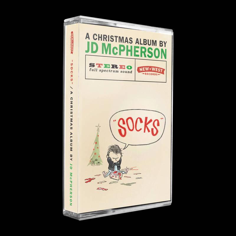 JD MCPHERSON - SOCKS_ (Pre-Order)