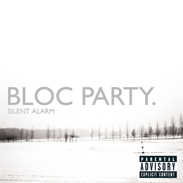 BLOC PARTY_Silent Alarm