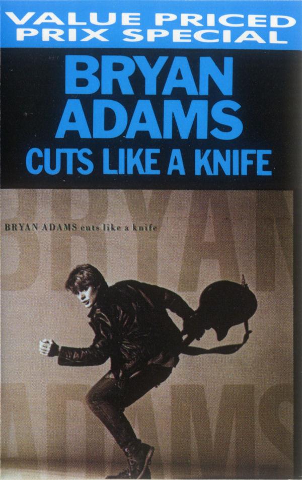 BRYAN ADAMS_Cuts Like A Knife