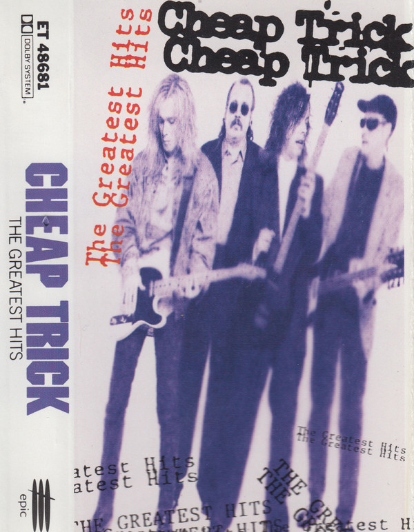 CHEAP TRICK_The Greatest Hits