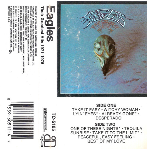 EAGLES_Their Greatest Hits 1971