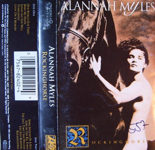 ALANNAH MYLES_Rockinghorse