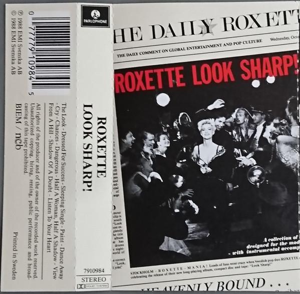 ROXETTE_Look Sharp!