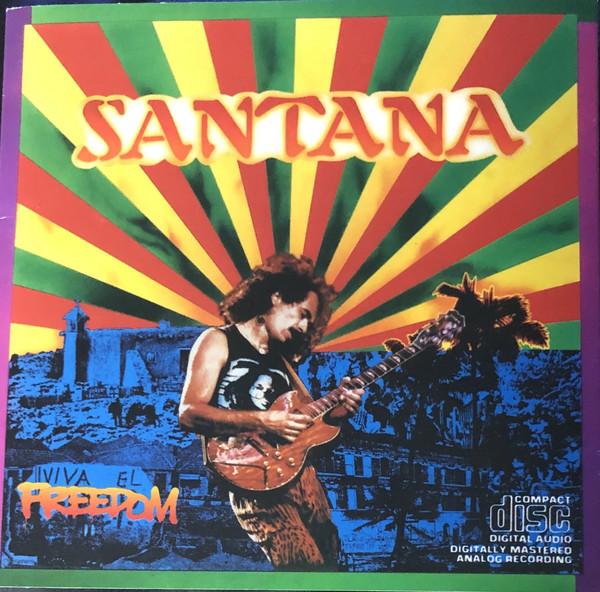 SANTANA_Freedom