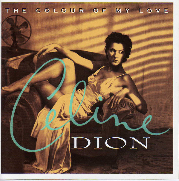 CELINE DION_The Colour Of My Love