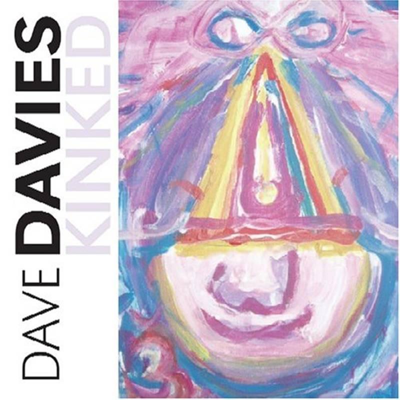DAVE DAVIES - KINKED_ (Pre-Order)