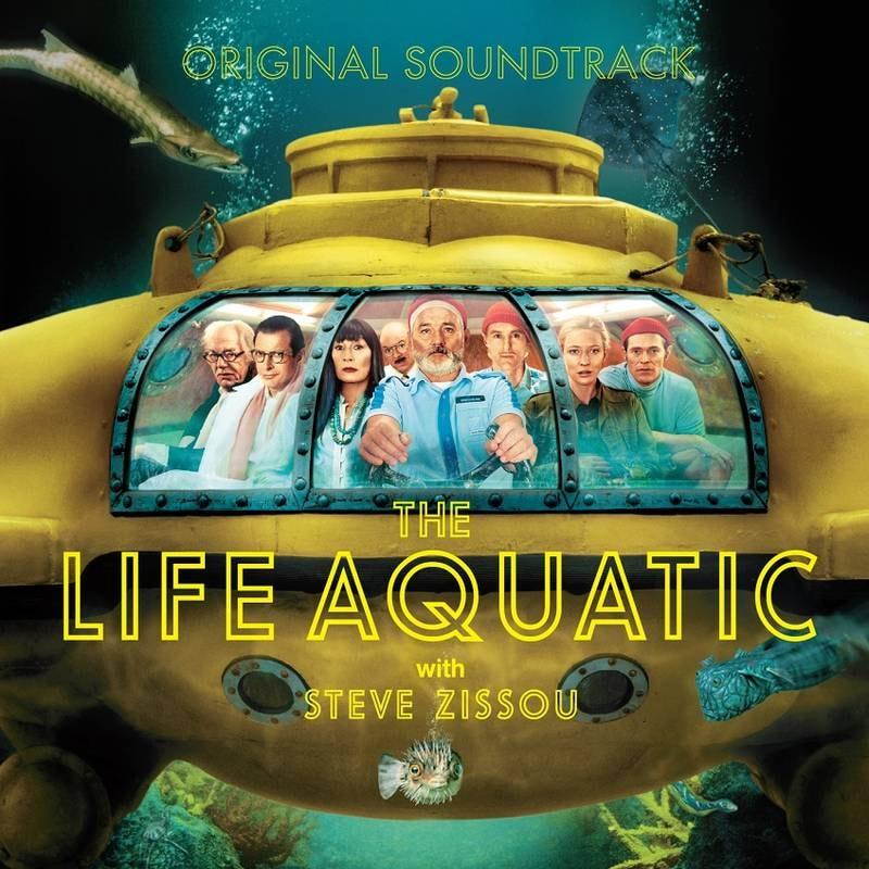 VARIOUS ARTISTS - THE LIFE AQUATIC WITH STEVE ZISSOU (ORIGINAL MOTION PICTURE SOUNDTRACK)_ (Pre-Order)