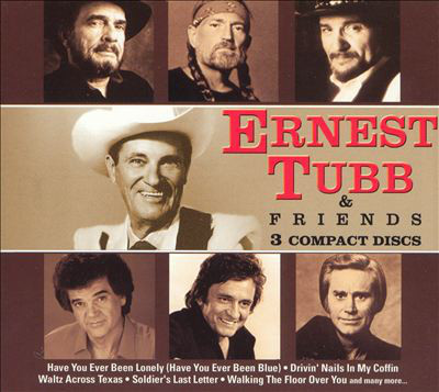 ERNEST TUBB_Ernest Tubb And Friends