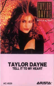 TAYLOR DAYNE_Tell It To My Heart