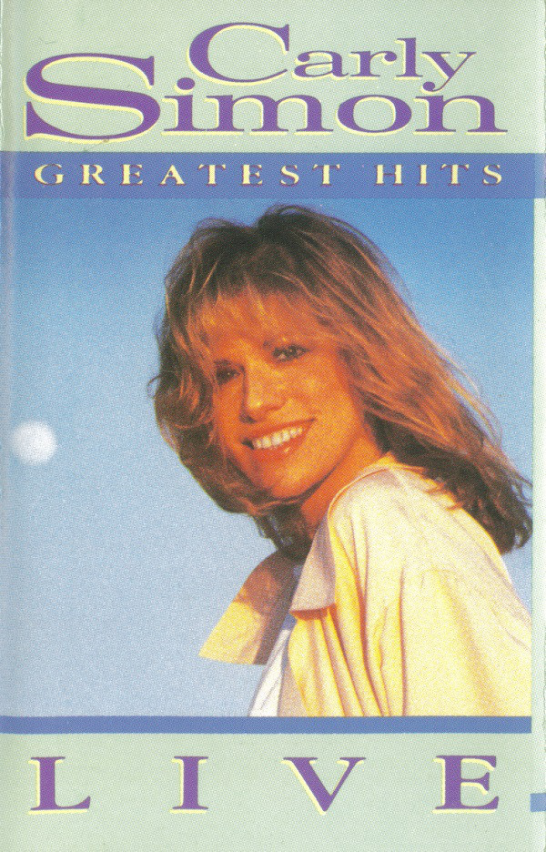 CARLY SIMON_Greatest Hits Live