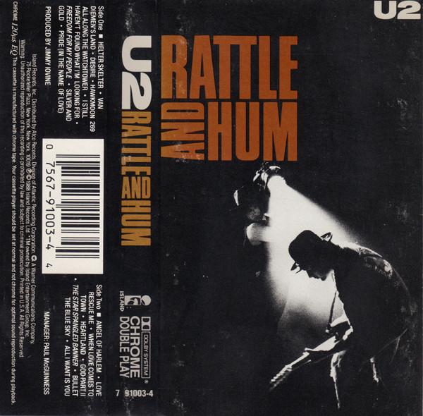 U2_Rattle And Hum