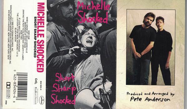 MICHELLE SHOCKED_Short Sharp Shocked