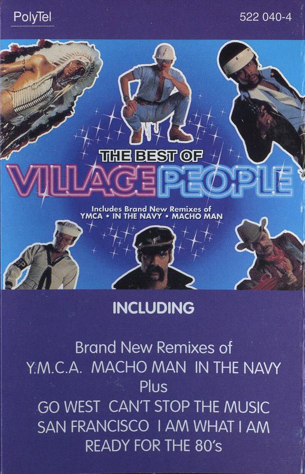 VILLAGE PEOPLE_The Best Of Village People