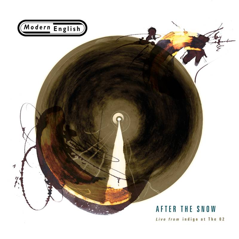 MODERN ENGLISH - AFTER THE SNOW_ (Pre-Order)