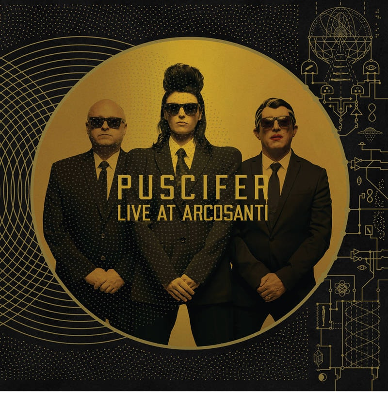 PUSCIFER - EXISTENTIAL RECKONING: LIVE AT ARCOSANTI_ (Pre-Order)