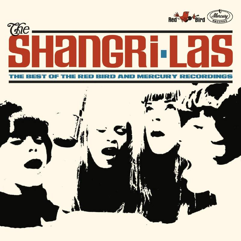 THE SHANGRI-LAS - THE BEST OF THE RED BIRD AND MERCURY RECORDINGS_ (Pre-Order)