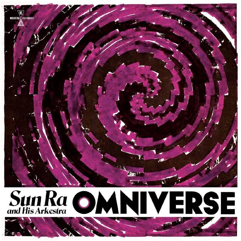 SUN RA - OMNIVERSE_ (Pre-Order)