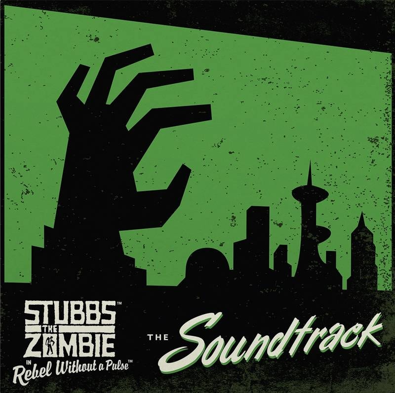 VARIOUS ARTISTS - STUBBS THE ZOMBIE: THE SOUNDTRACK_ (Pre-Order)
