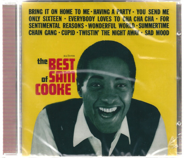 SAM COOKE_The Best Of Sam Cooke