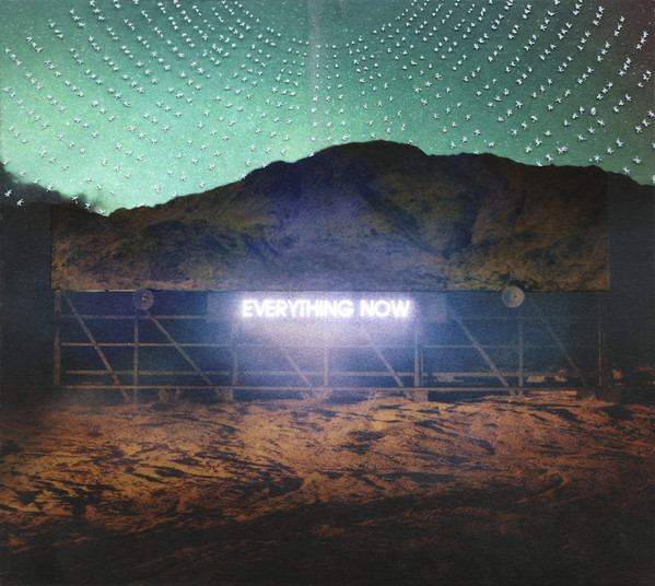 ARCADE FIRE_Everything Now Green