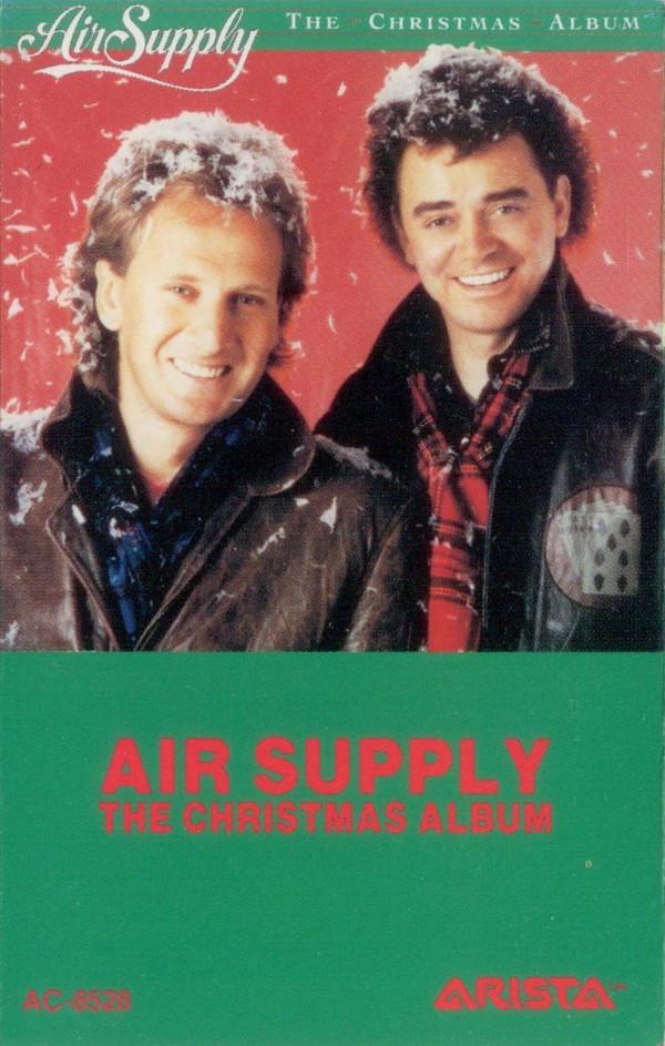 AIR SUPPLY_The Christmas Album