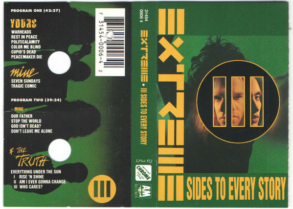 EXTREME (2)_Iii Sides To Every Story