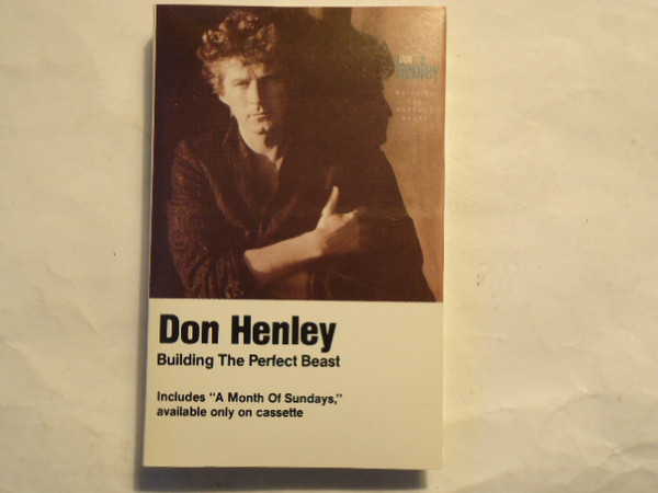 DON HENLEY_Building The Perfect Beast