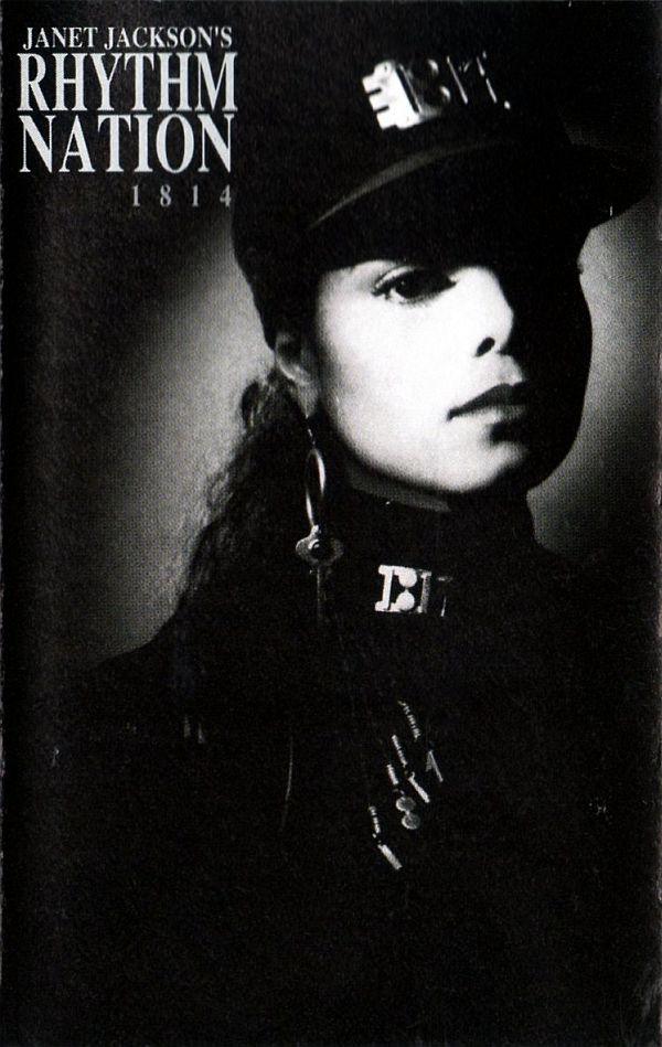 JANET JACKSON_Janet Jackson's Rhythm Nation 1814
