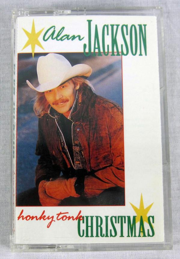 ALAN JACKSON (2)_Honky Tonk Christmas