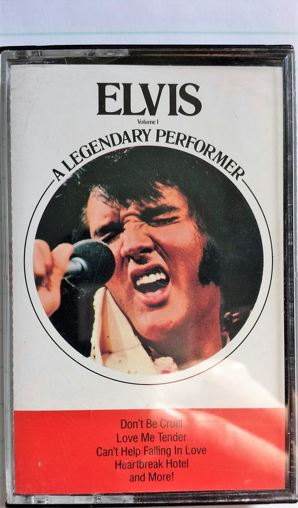 ELVIS PRESLEY_A Legendary Performer