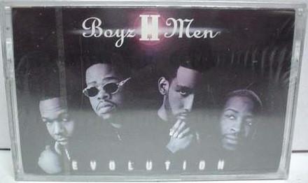BOYZ II MEN_Evolution