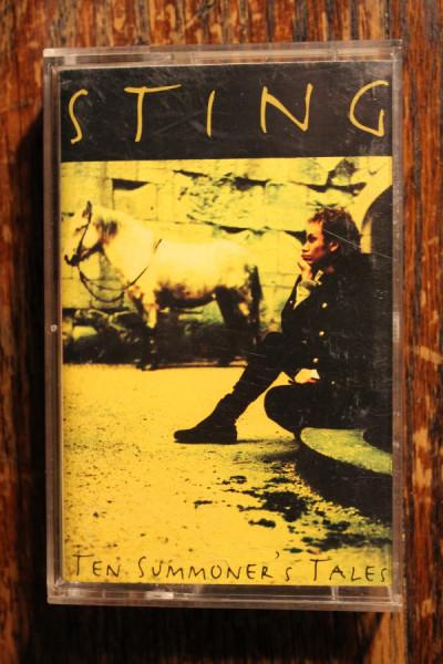 STING_Ten Summoner's Tales