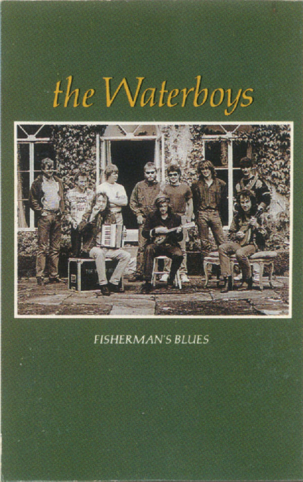 THE WATERBOYS_Fisherman's Blues