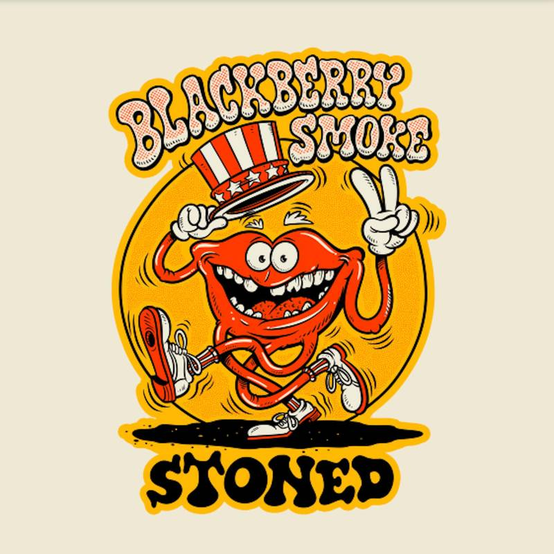 BLACKBERRY SMOKE - STONED_ (Pre-Order)