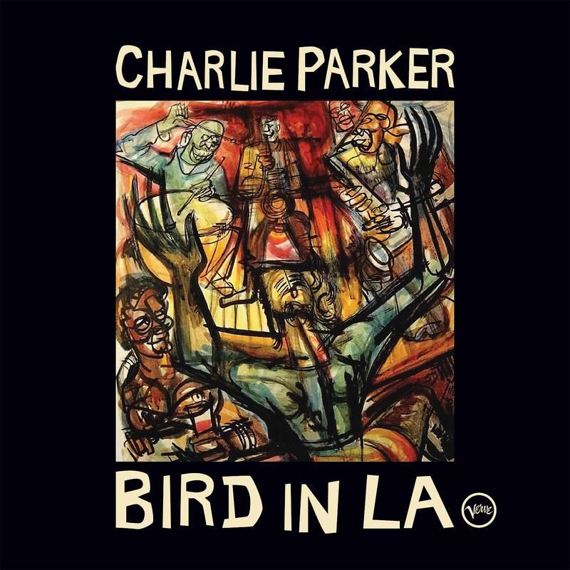 CHARLIE PARKER - BIRD IN LA_ (Pre-Order)