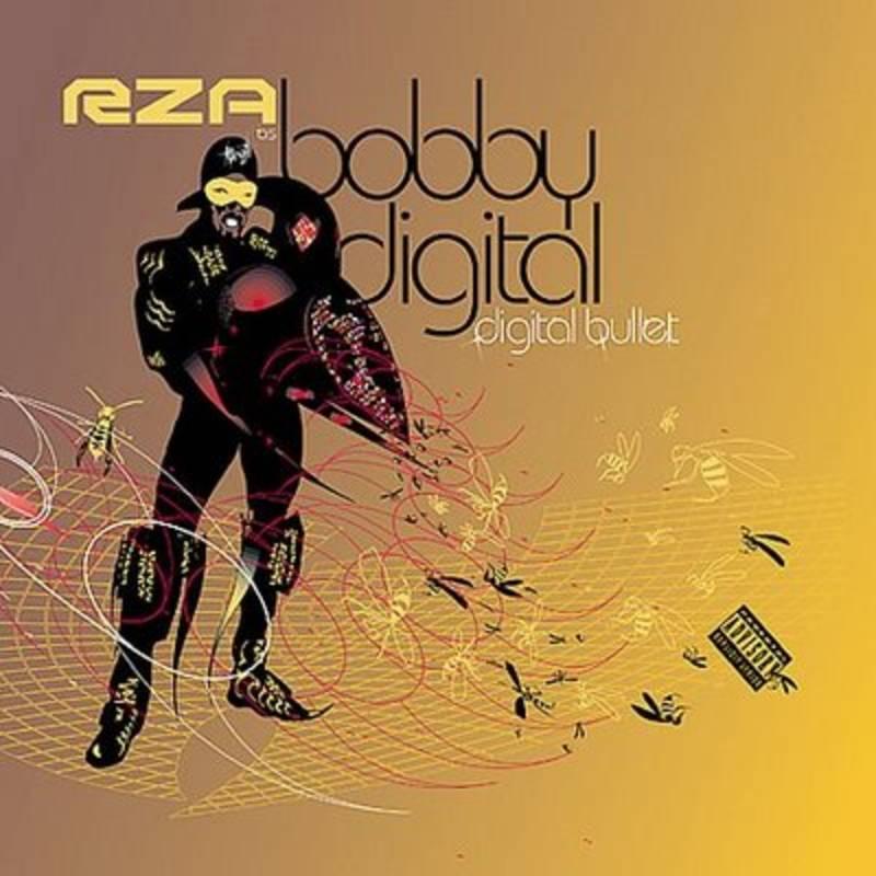 RZA AS BOBBY DIGITAL - DIGITAL BULLET_ (Pre-Order)
