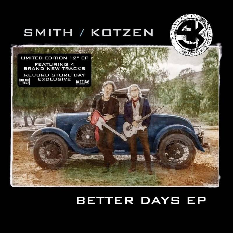 SMITH/KOTZEN - BETTER DAYS_ (Pre-Order)