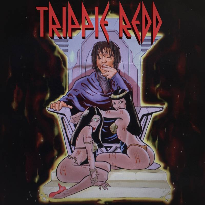 TRIPPIE REDD - A LOVE LETTER TO YOU 1/A LOVE LETTER TO YOU 2_ (Pre-Order)