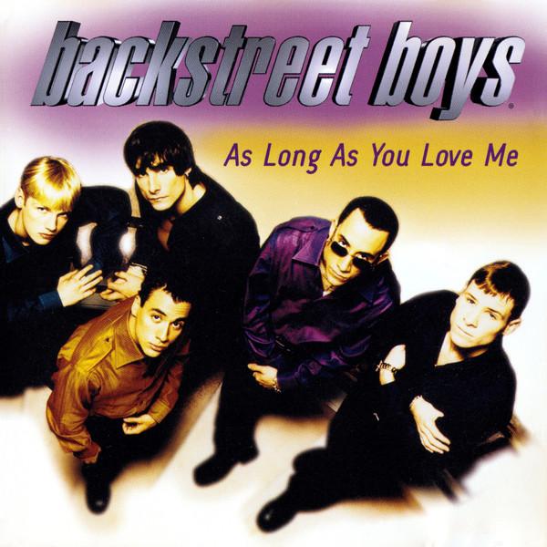 BACKSTREET BOYS_As Long As You Love Me