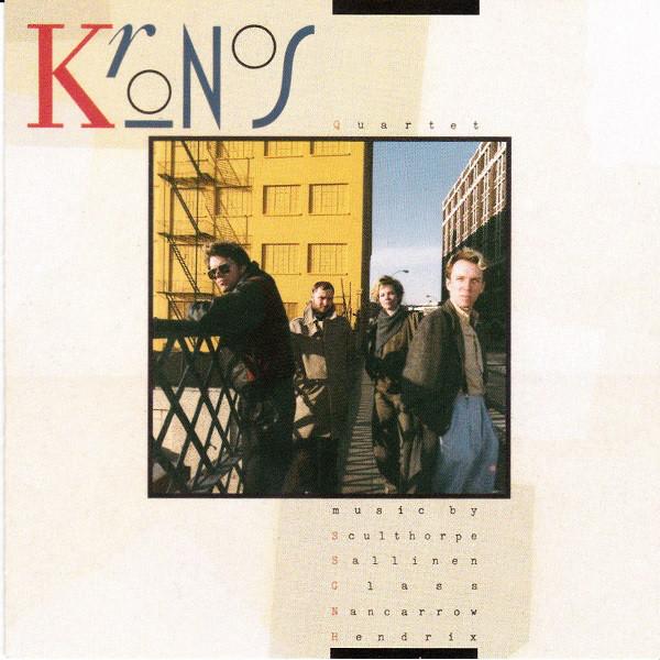 KRONOS QUARTET_Kronos Quartet