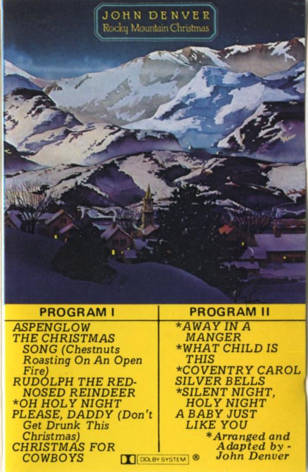 JOHN DENVER_Rocky Mountain Christmas