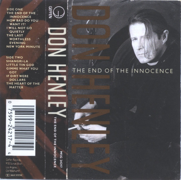 DON HENLEY_The End Of The Innocence
