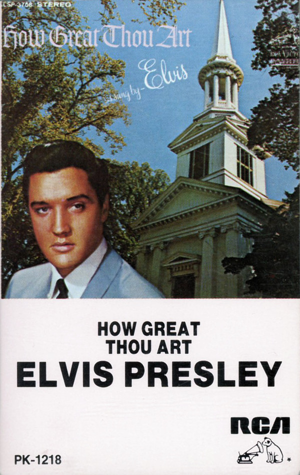 ELVIS PRESLEY_How Great Thou Art