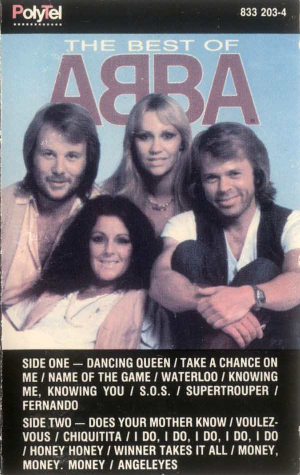 ABBA_The Best Of Abba