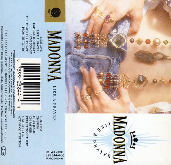 MADONNA_Like A Prayer