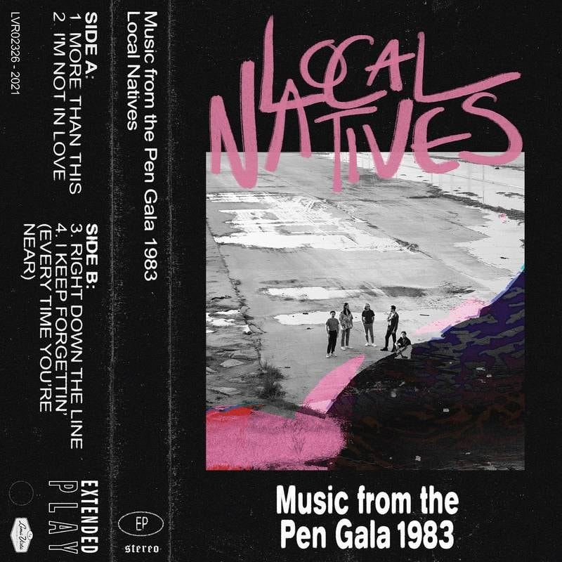 LOCAL NATIVES - MUSIC FROM THE PENN GALA IN 1983_ (Pre-Order)