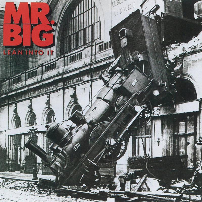MR. BIG - LEAN INTO IT_ (Pre-Order)
