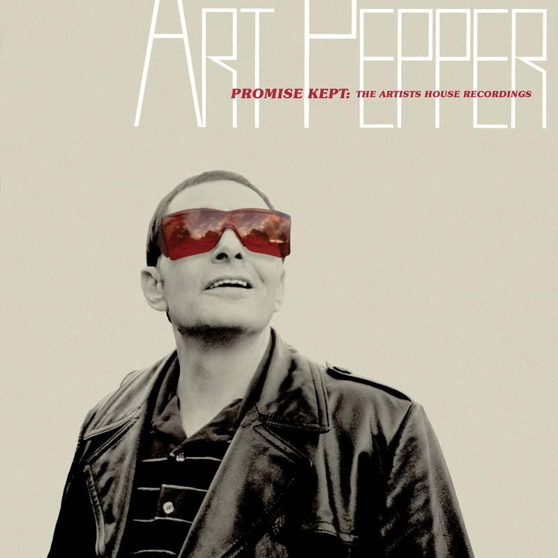 ART PEPPER - PROMISE KEPT: THE ARTIST HOUSE ALBUMS_ (Pre-Order)