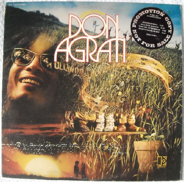 DON AGRATI_Homegrown